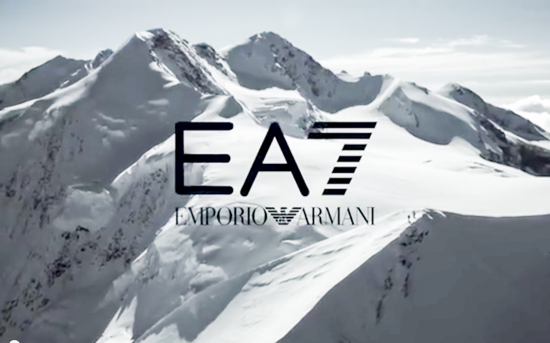 ARMANI – Guido shoots EA7 winter collection promo