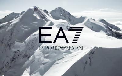 ARMANI – Guido shoots EA7 winter collection promo