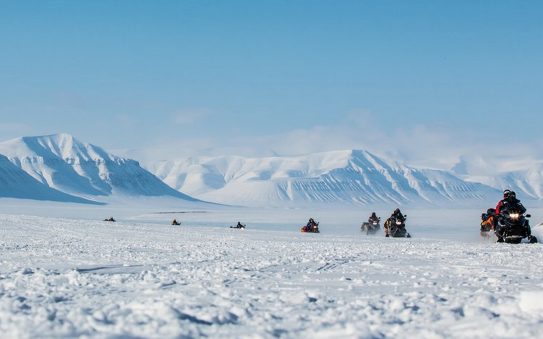 SVALBARD – Tero's photos get massive shares on the BBC