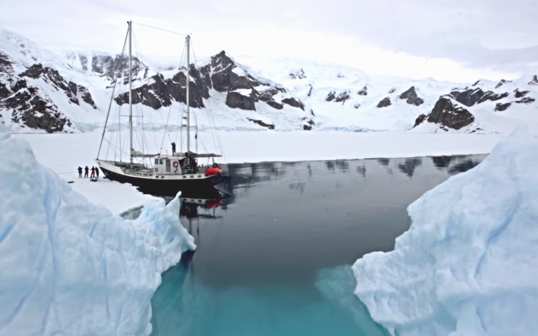 NISSAN ADVENTURE FILM FESTIVAL – Mission Antarctica showing in UK cinemas