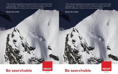 RECCO – Tero & Xavier's new campaign
