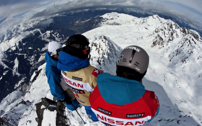 RED BULL MEDIA –  Countdown to Verbier Xtreme