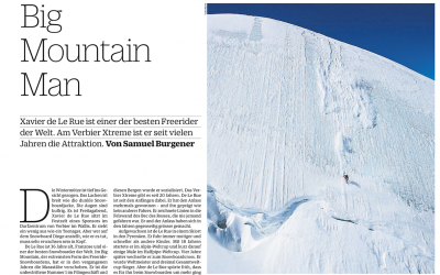 NZZ ZURICH – Big Mountain Man
