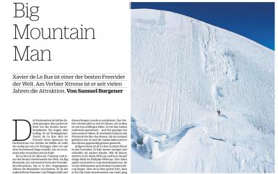 NZZ ZURICH – Big Mountain Man
