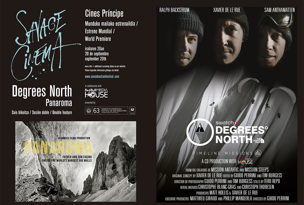 Degrees North – World Premiere San Sebastian Film Festival