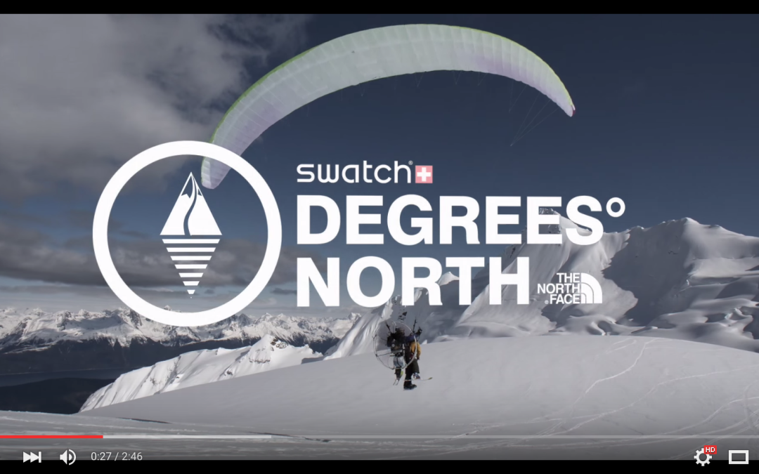 DEGREES NORTH – Movie Trailer Release