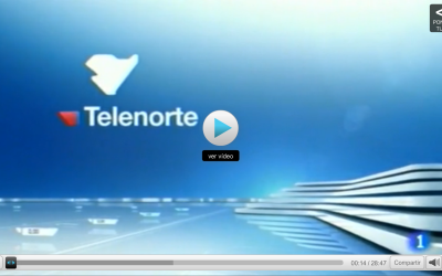 TVE NEWS – Degrees North at San Sebastian Film Festival