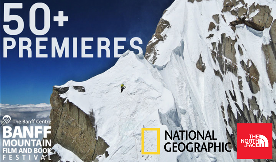 BANFF MOUNTAIN FILM FESTIVAL – Degrees North Screening